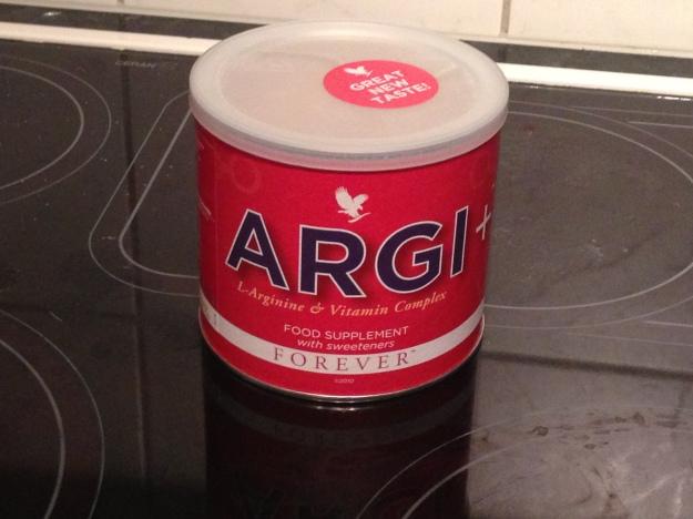 L-Arginin Produkt von Forever